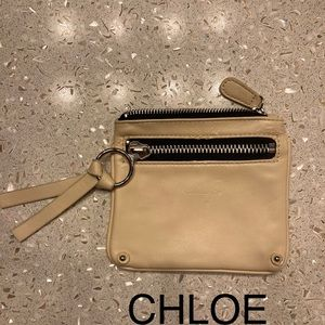 Chloe Wristlet
